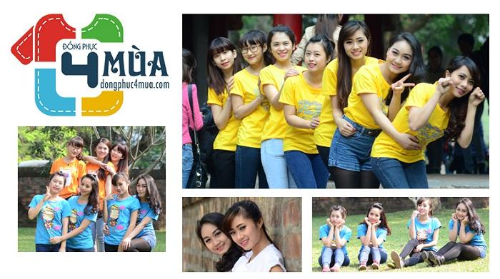 Đồng Phục Bốn Mùa chính là sự lựa chọn tin cậy dành cho những bạn mong muốn may đồng phục lớp đẹp với giá rẻ tại Hà Nội