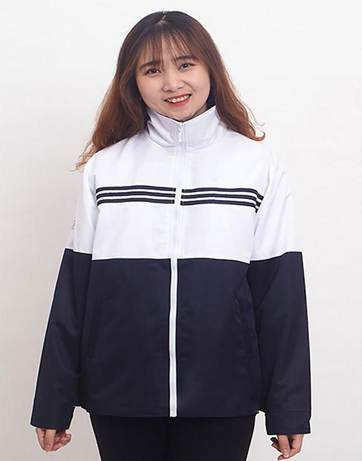 đồng phục áo gió cho học sinh