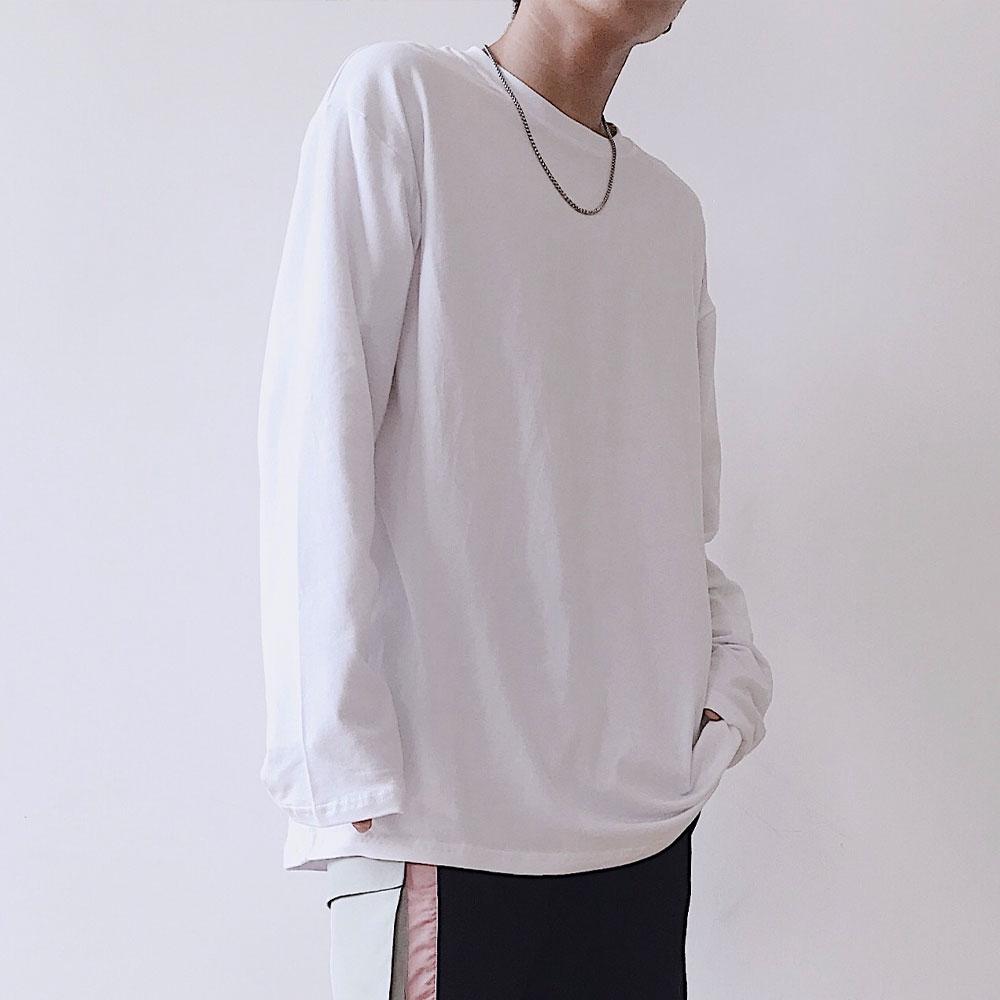 áo phông suông tay dài