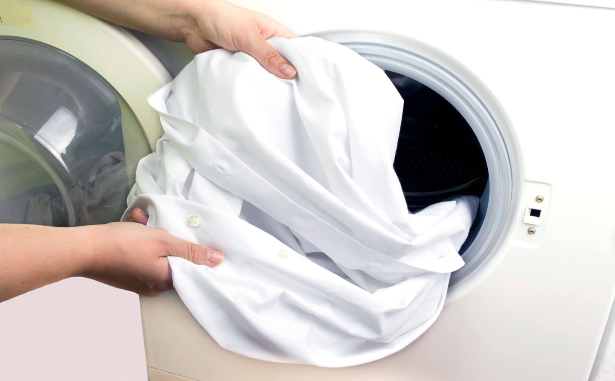 cách bảo quản áo sơ mi đồng phục