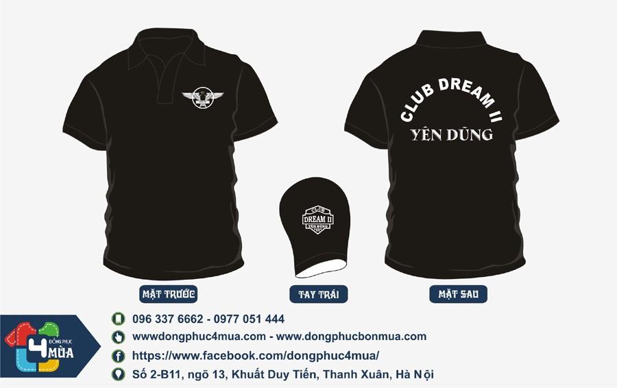 dong-phuc-clb-dream-2-yen-dung-bac-giang