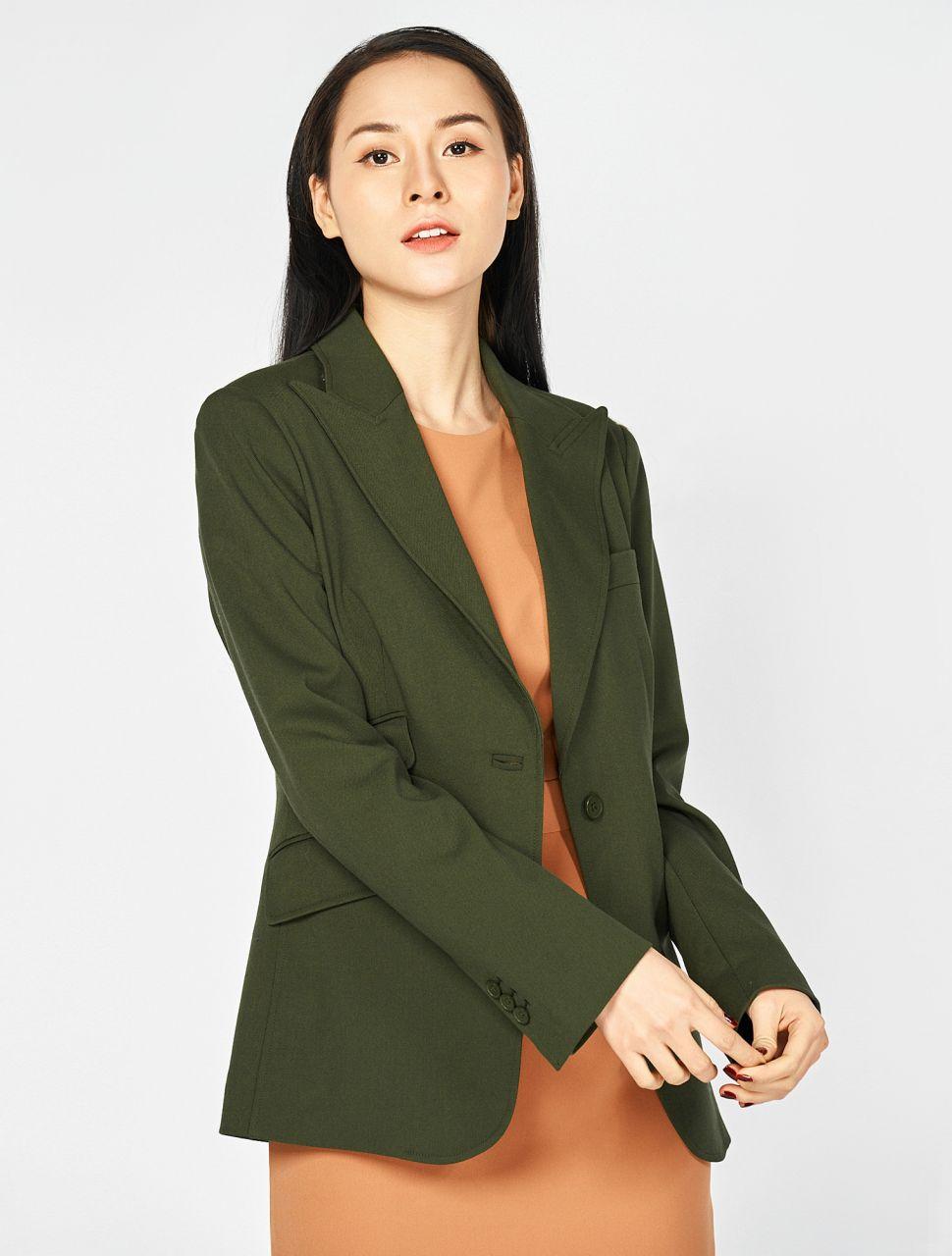 đồng phục vest nữ công sở