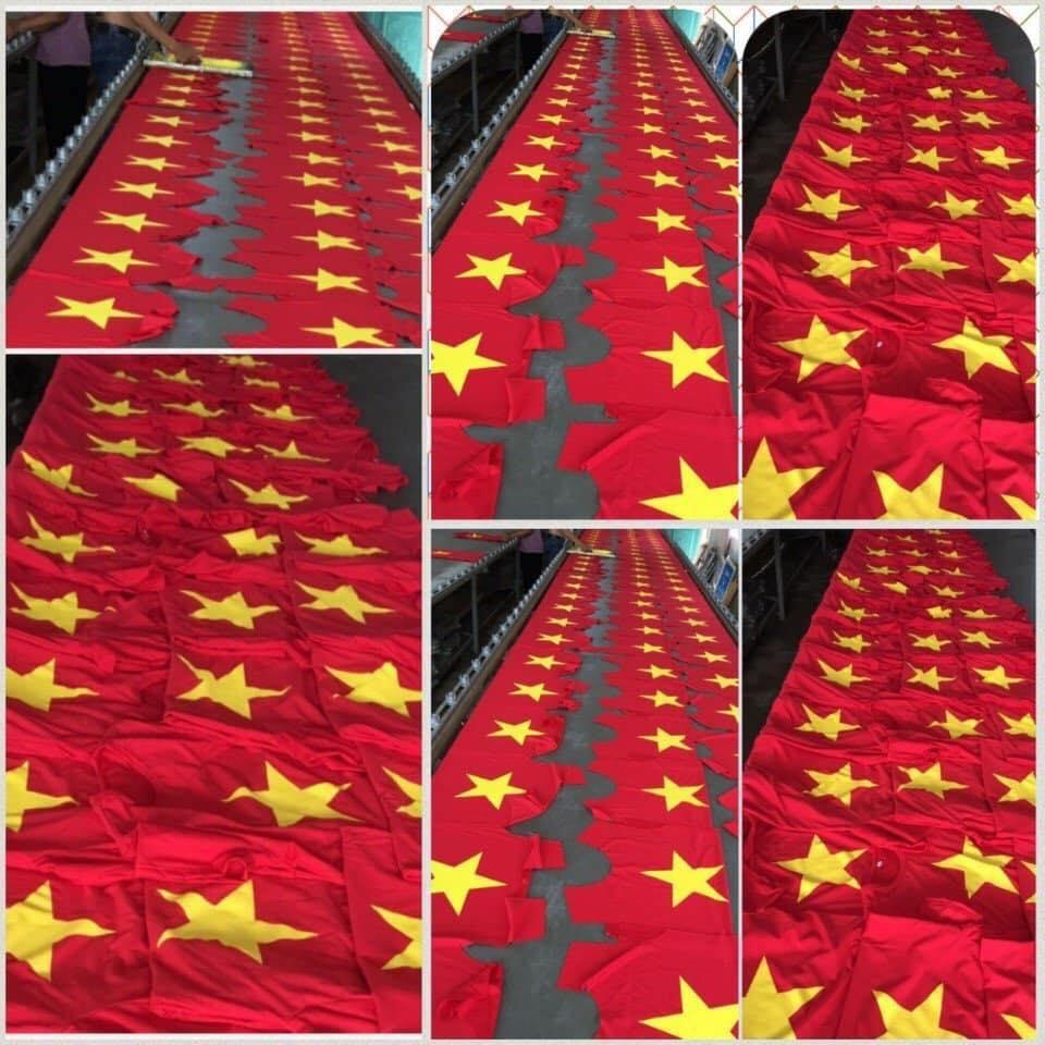 Bốn Mùa là xưởng sản xuất áo với mức giá rẻ.