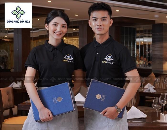 Áo đồng phục là tuyệt chiêu marketing hiệu quả, kinh tế hàng đầu mà các doanh nghiệp hướng tới