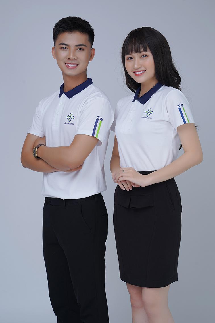 sản phẩm mẫu áo đồng phục