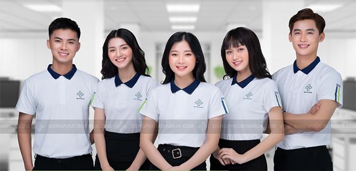 Áo đồng phục công sở chính là một phần trong bộ nhận diện thương hiệu của doanh nghiệp, công ty