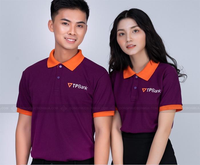 Áo đồng phục công sở góp phần giúp khách hàng có cảm giác yên tâm, tin tưởng