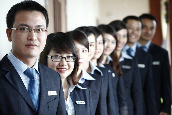 Áo đồng phục - điều không thể thiếu trong xây dựng thương hiệu doanh nghiệp