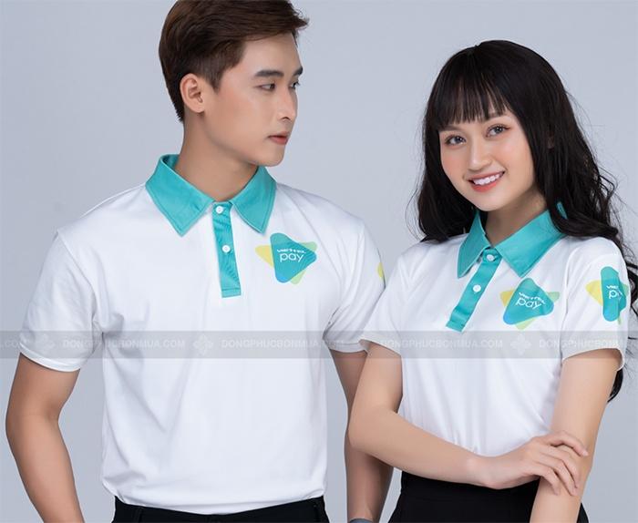 Áo đồng phục là đứng đầu trong danh sách ấn phẩm quảng cáo có chi phí bỏ ra thấp