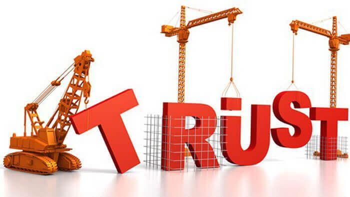 Độ tin tưởng, uy tín là điều kiện tiên quyết để bạn lựa chọn công ty may đồng phục