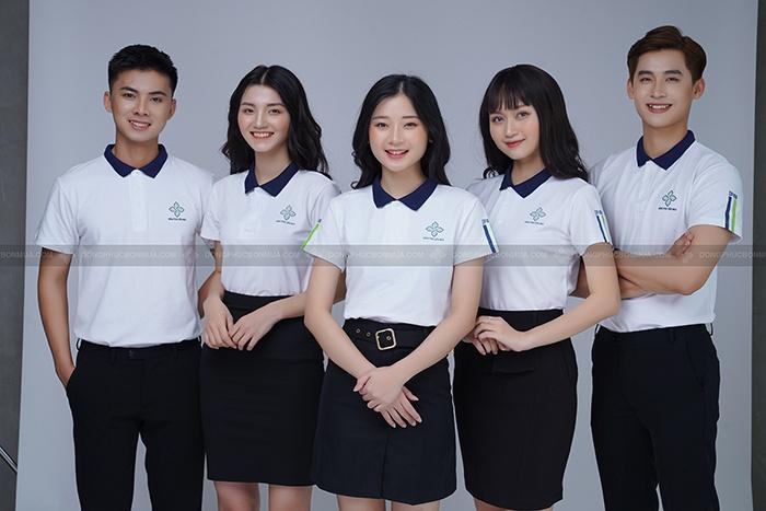 Sản xuất ODM mang đến sự đồng nhất về chất lượng và hình ảnh cho áo đồng phục doanh nghiệp