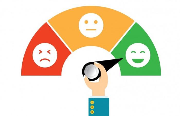 Trải nghiệm khách hàng được đánh giá bao gồm trải nghiệm tích cực và trải nghiệm tiêu cực