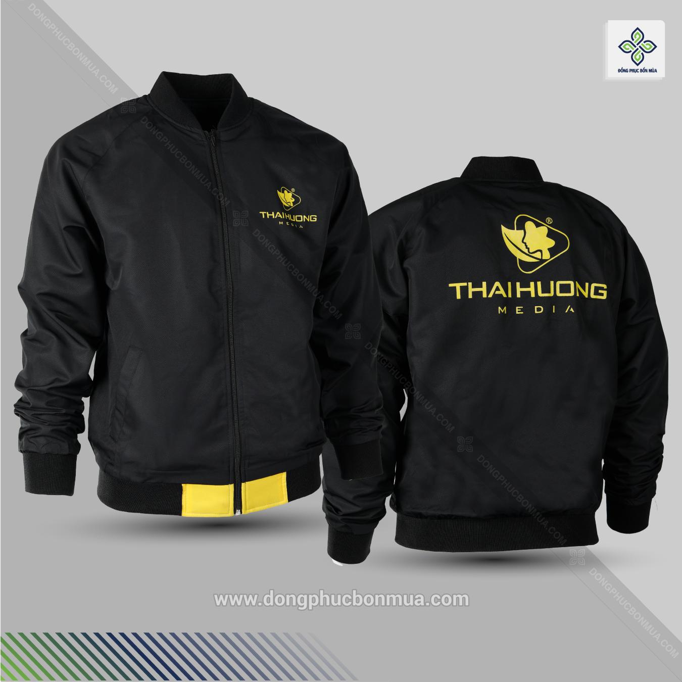 Mẫu đồng phục áo khoác mùa đông có giá trị lớn với doanh nghiệp.