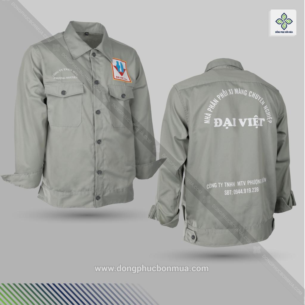 Đồng phục bảo hộ lao động có giá trị với công nhân.