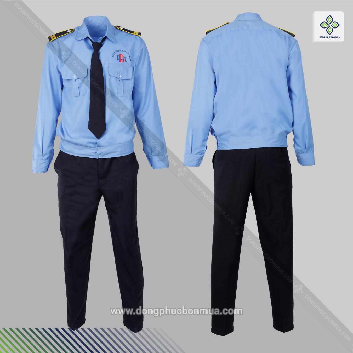 Đồng phục bảo vệ giá rẻ tạo môi trường bình đẳng.