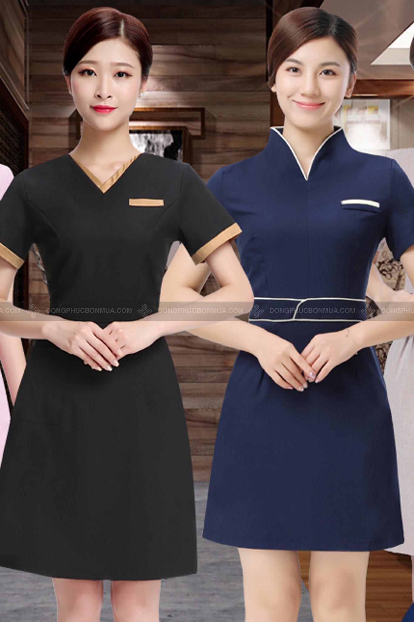 Cần lưu ý khi chọn chất vải làm đồng phục nhân viên massage.