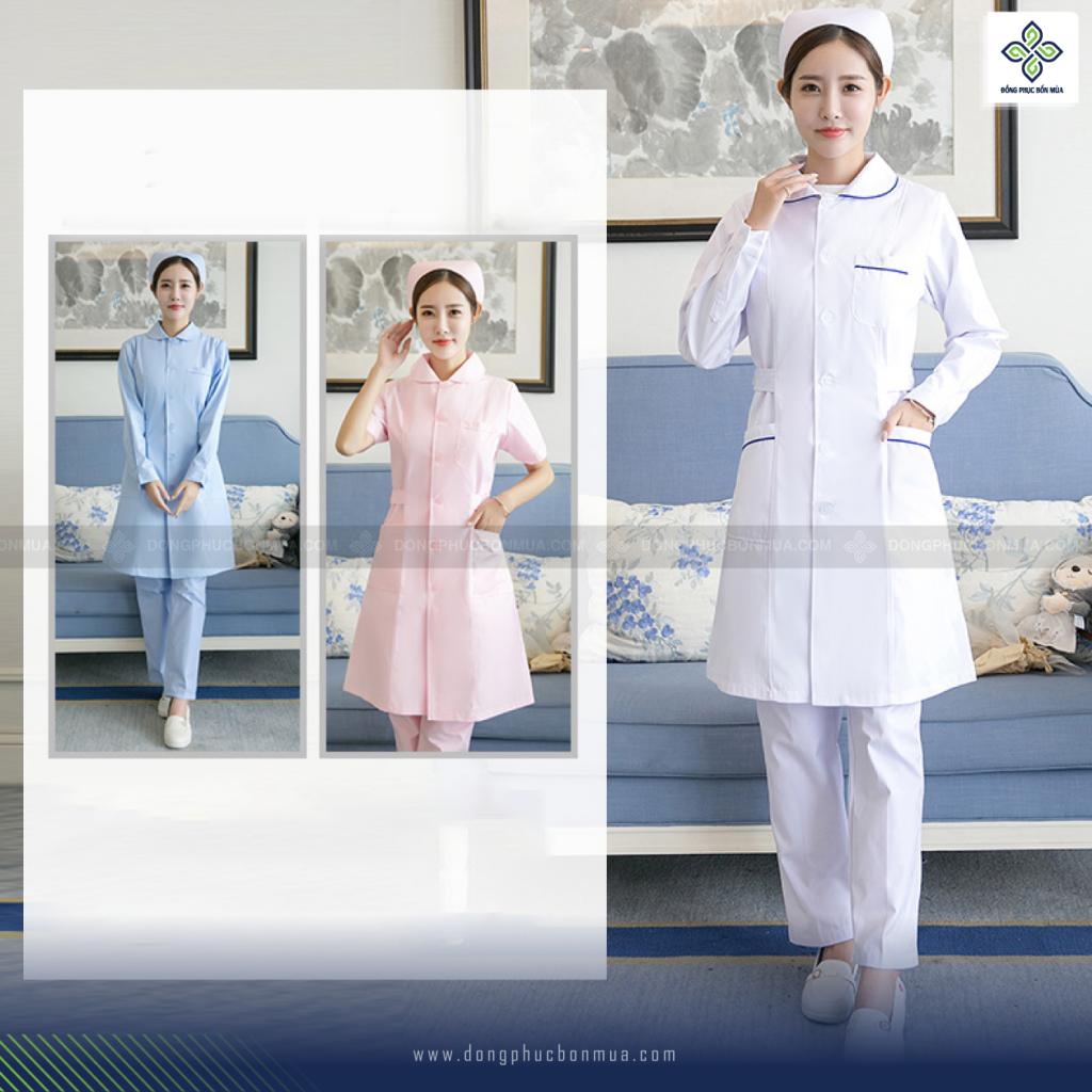 Có những nguyên tắc cần tuân thủ nếu bạn muốn có đồng phục y tế đẹp.