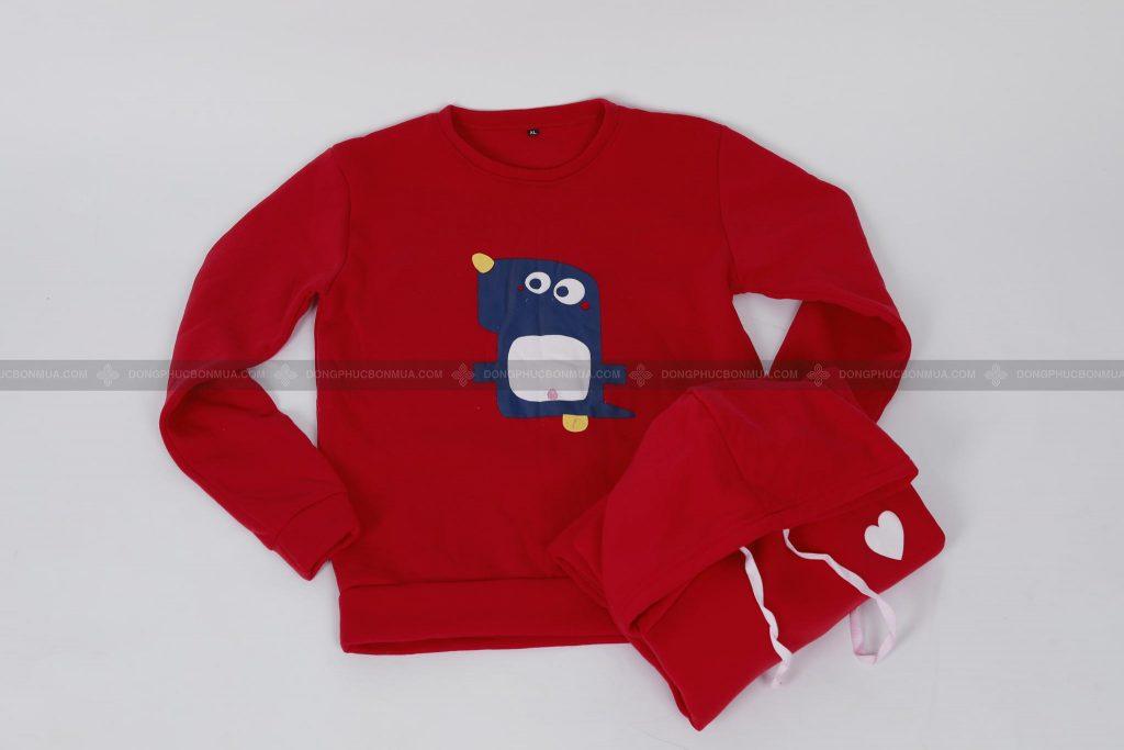 Áo đồng phục lớp mùa đông là lựa chọn phổ biến của các tập thể lớp.