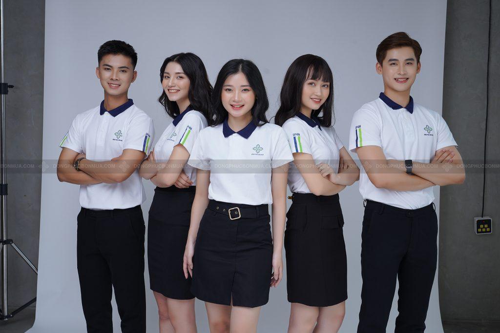 Tạo môi trường bình đẳng và thoải mái cho nhân viên nhờ áo đồng phục