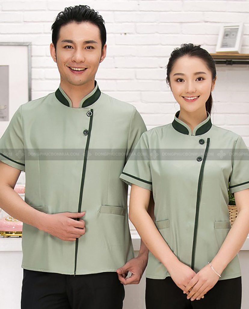 Đồng phục khách sạn là một phần trong bộ nhận diện thương hiệu