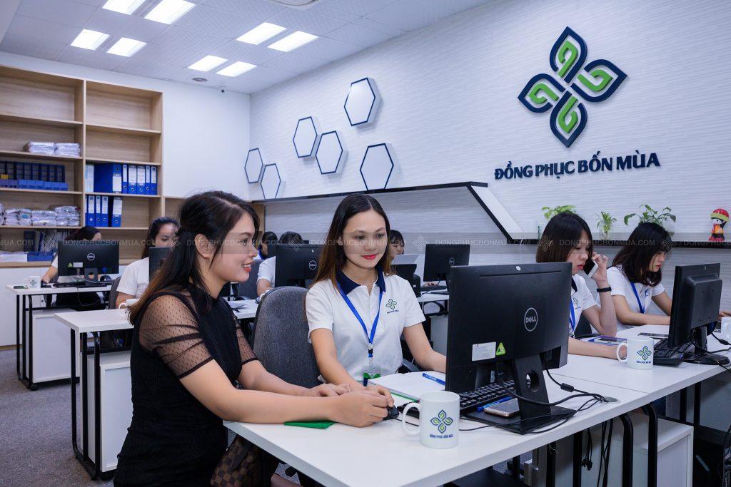 Lựa chọn một cơ sở in áo giá rẻ tại Hà Nội uy tín