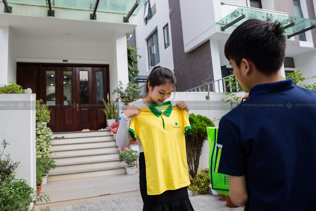 Xem xét xưởng may áo thun tại Hà Nội dựa trên đánh giá của khách hàng cũ