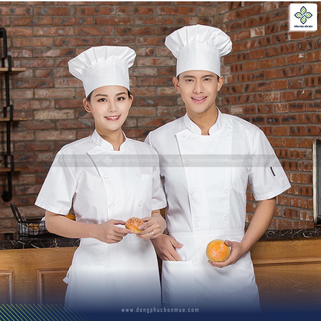 Chiếc mũ đầu bếp là biểu tượng đặc biệt của nghề bếp