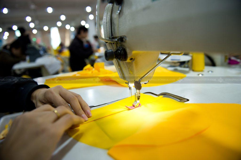 Đồng Phục Bốn Mùa xưởng sản xuất đồng phục bảo vệ mùa đông uy tín tại Hà Nội và TP. HCM