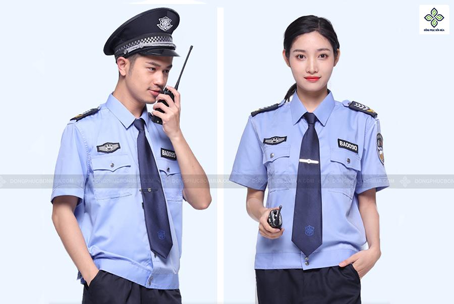 Quần áo bảo vệ thường có màu xanh