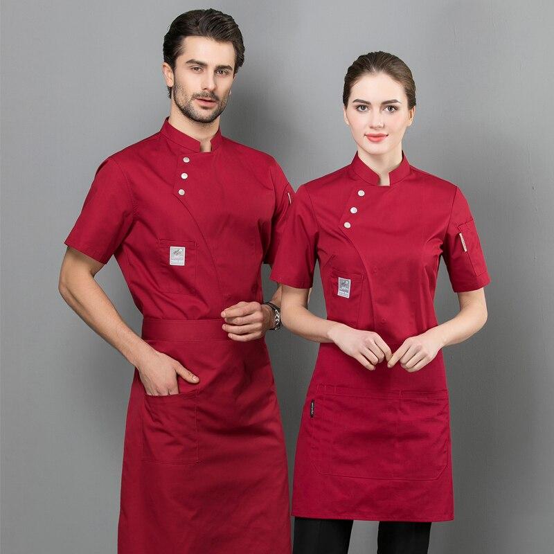áo đồng phục nhà hàng đẹp