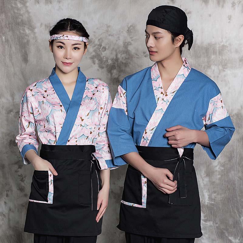đồng phục nhà hàng nhật