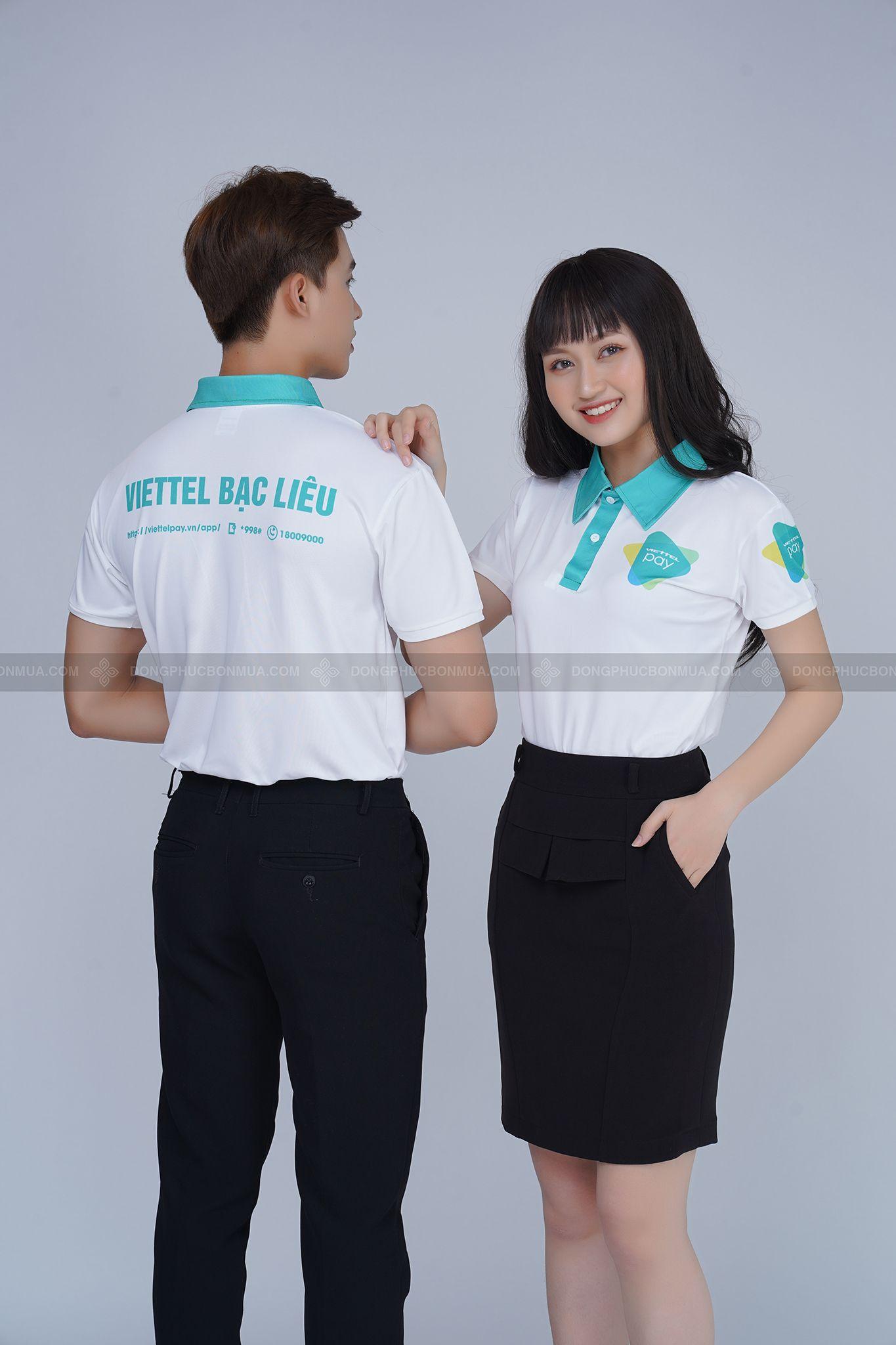 in áo đồng phục