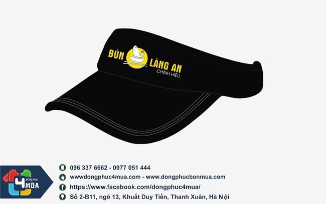 mũ đồng phục nhà hàng