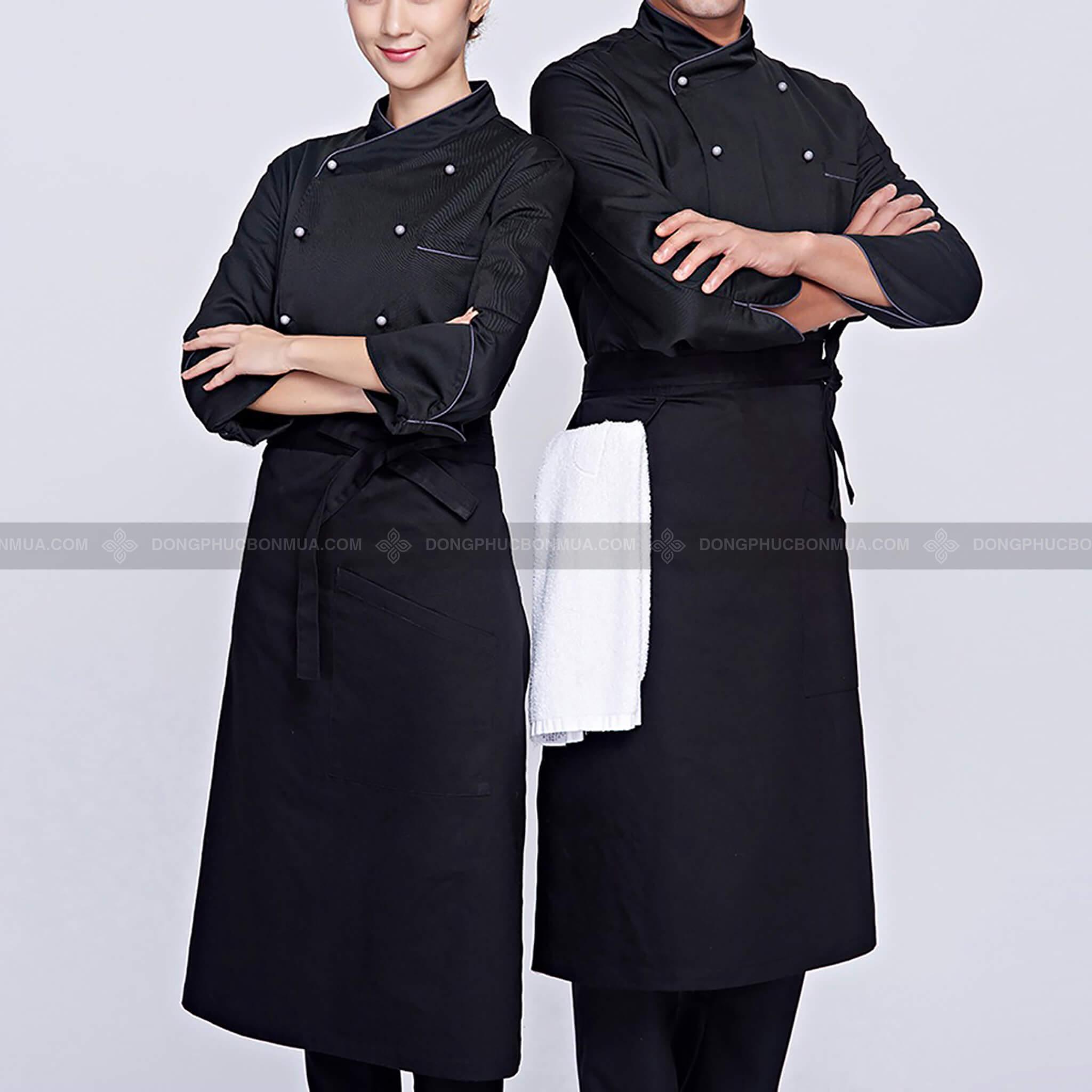 ý nghĩa của đồng phục bếp