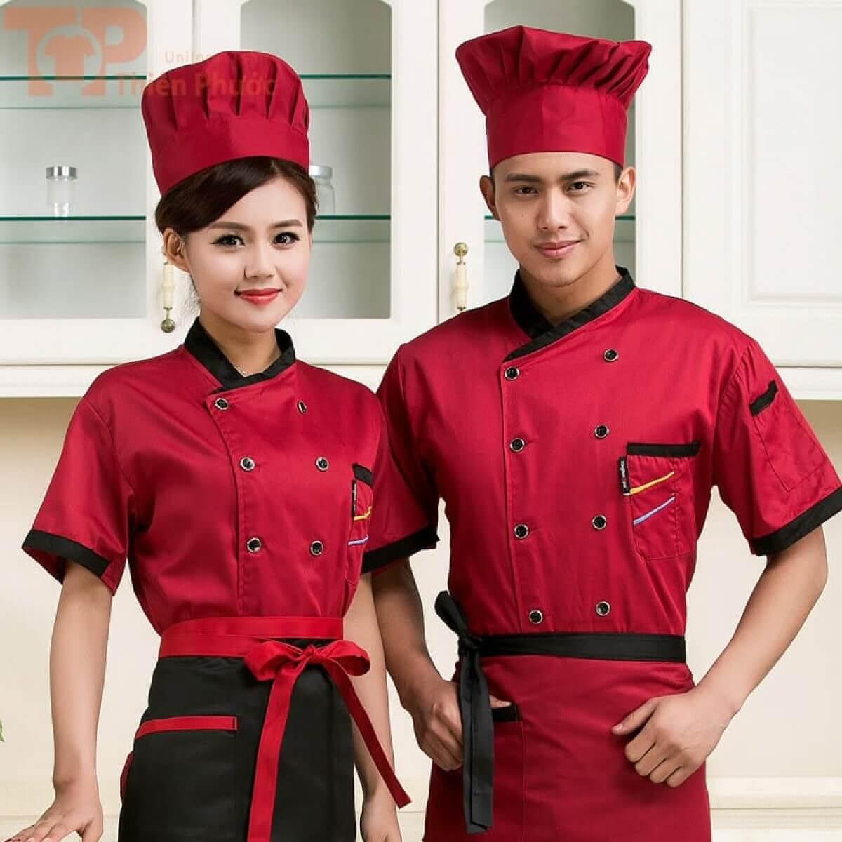 ý nghĩa đồng phục bếp