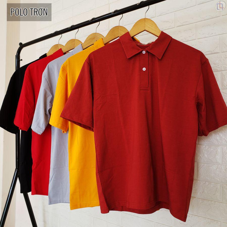 áo polo đồng phục