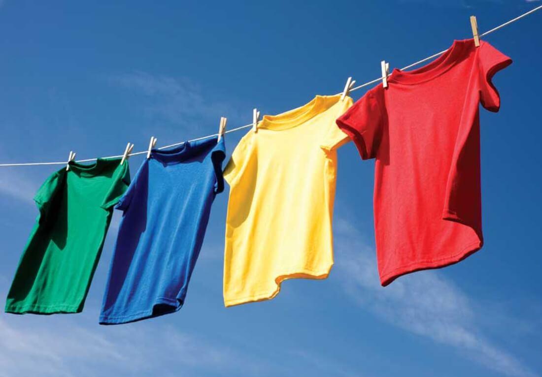 cách bảo quản áo phông lacoste