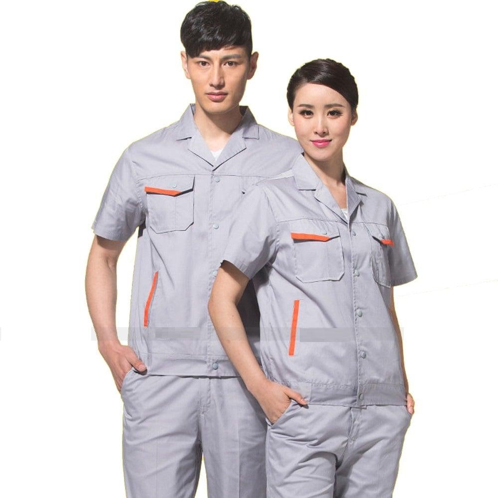 xưởng may đồng phục công nhân