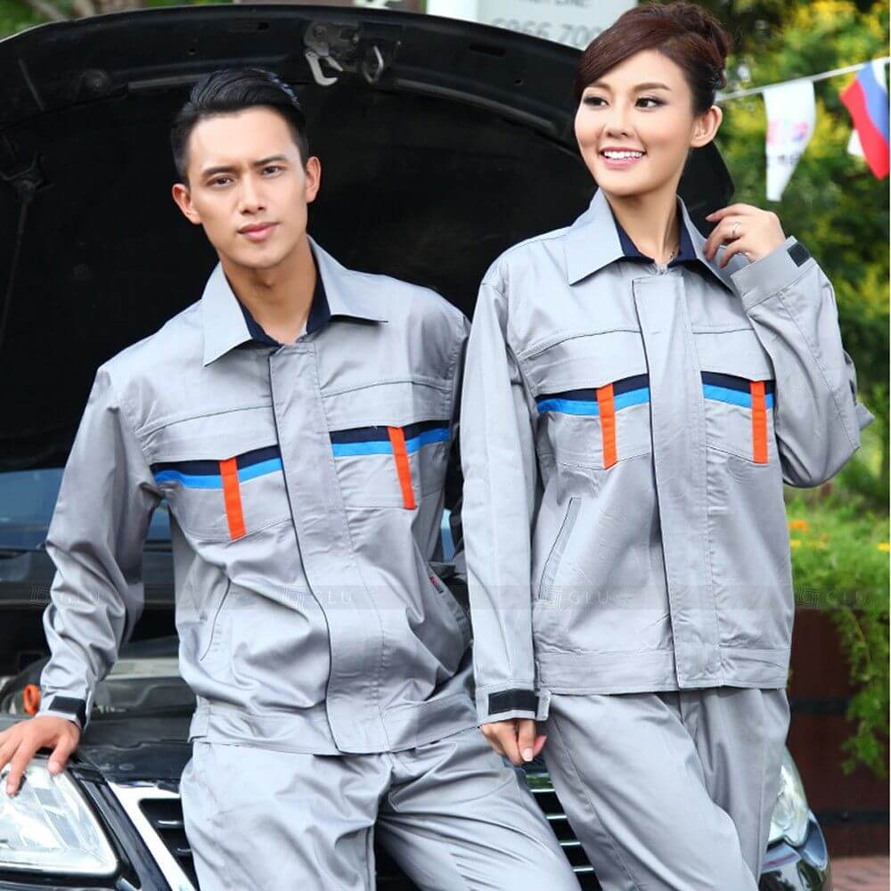 Đồng phục nhân viên kỹ thuật kỹ sư