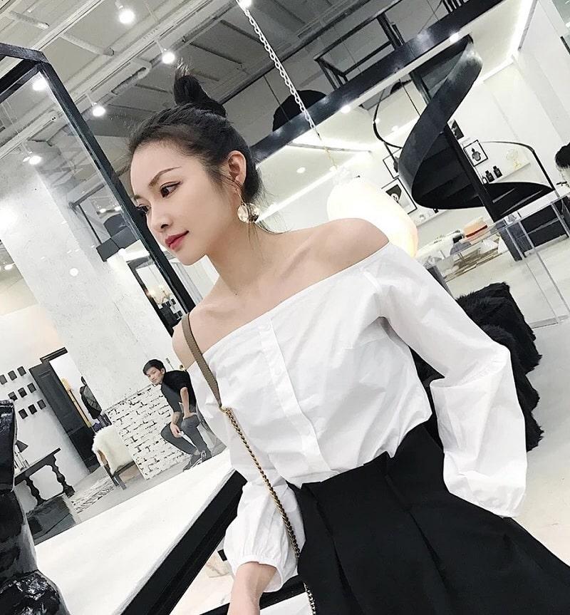 mẫu quần tây nữ công sở đẹp