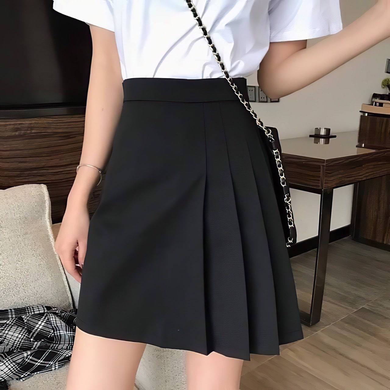 đồng phục quần tây công sở nữ