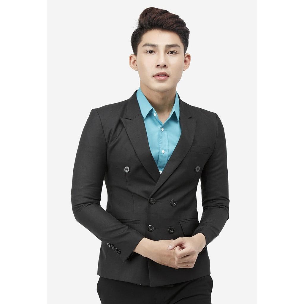 áo vest đồng phục nam