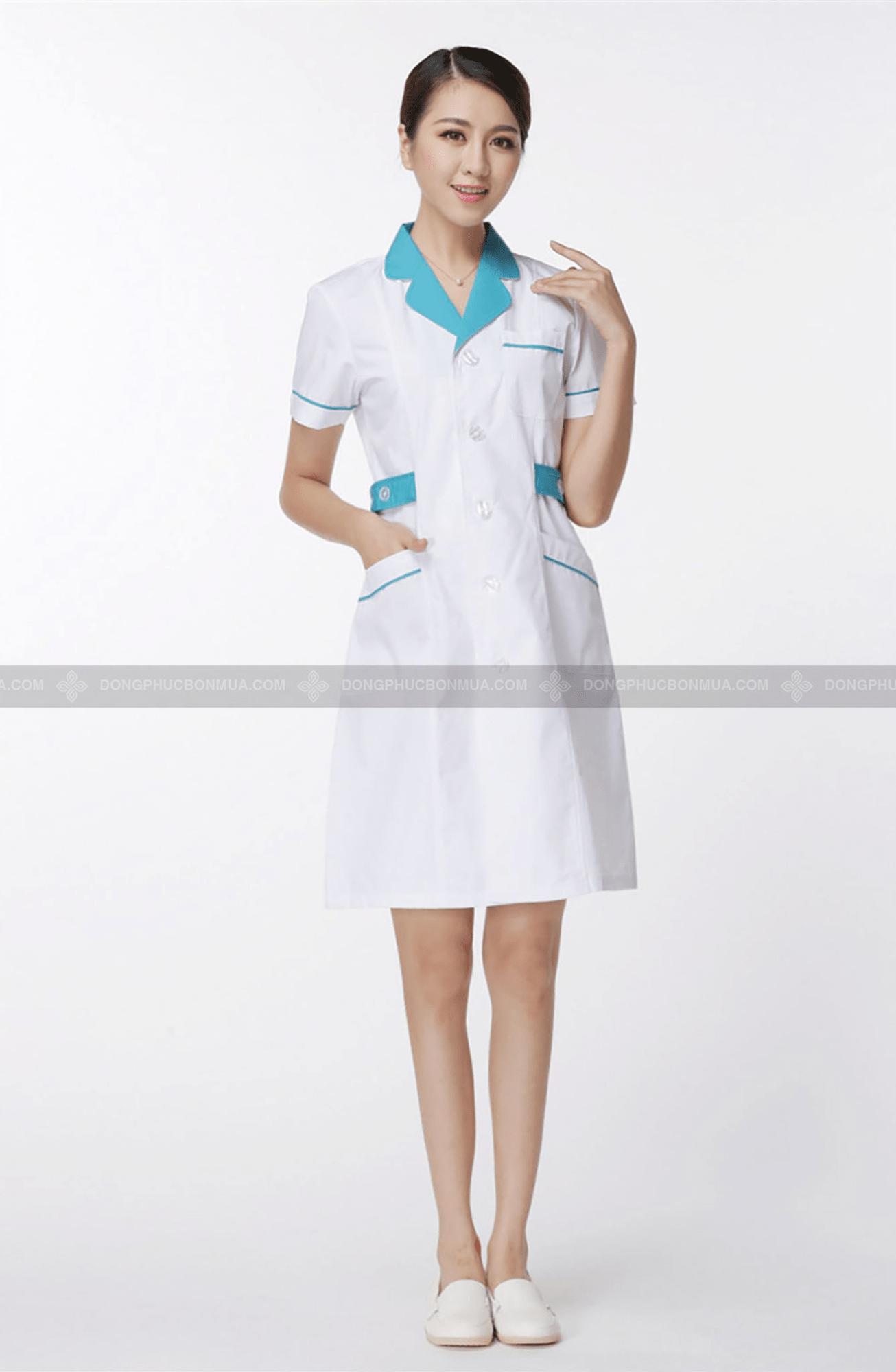mẫu đồng phục y tế
