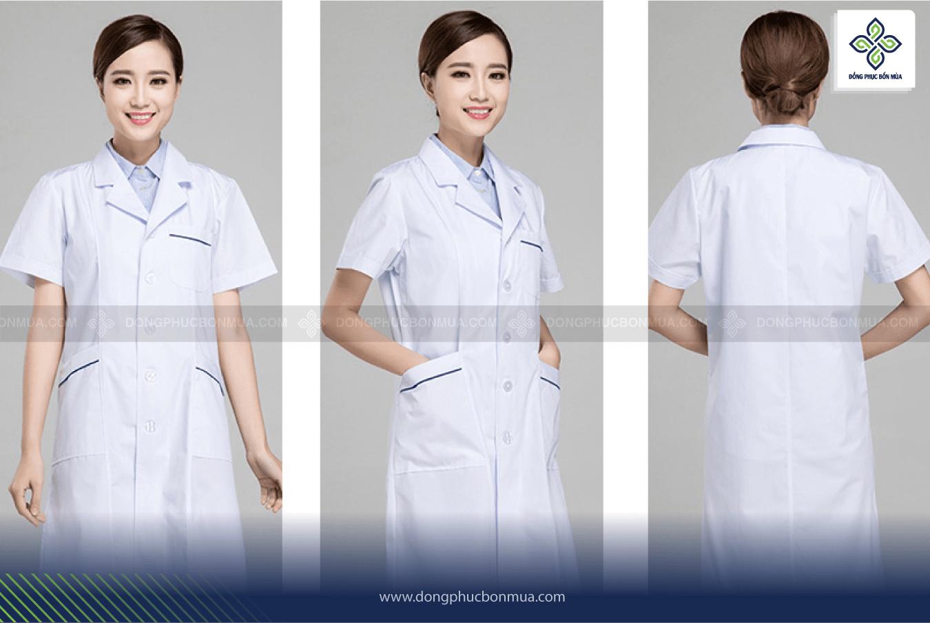 may đồng phục y tế giá tốt