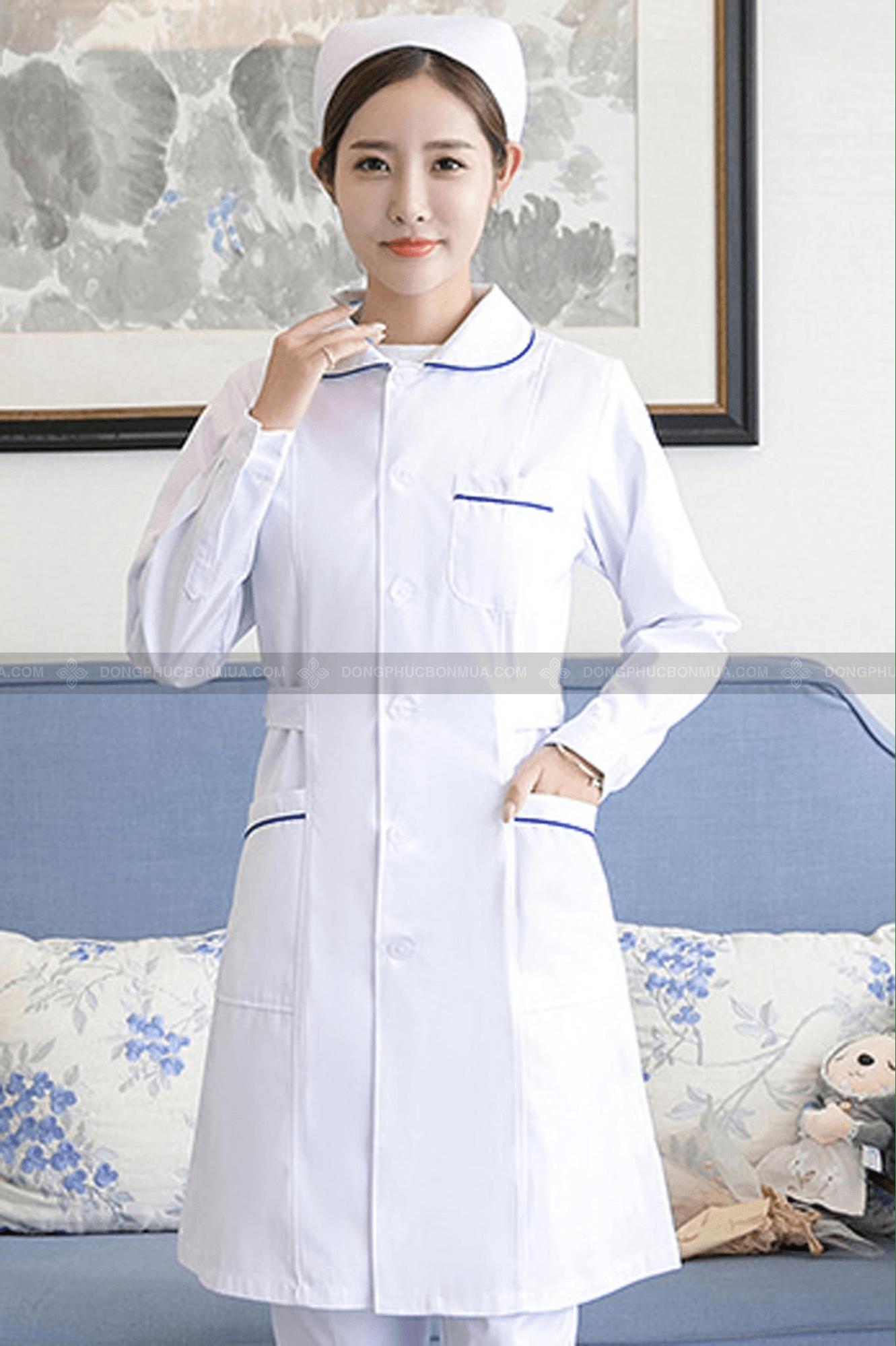 vải may đồng phục y tế