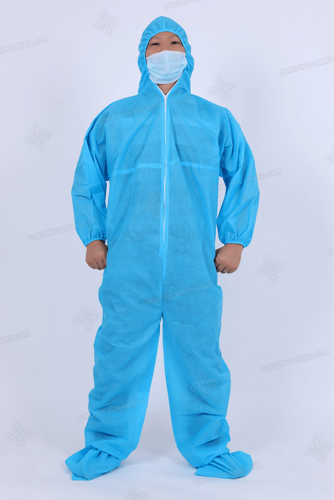 đồng phục bảo hộ y tế