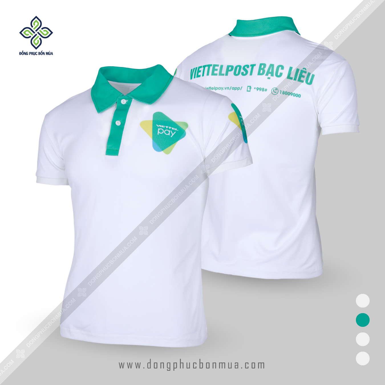 lưu ý thiết kế áo đồng phục công ty