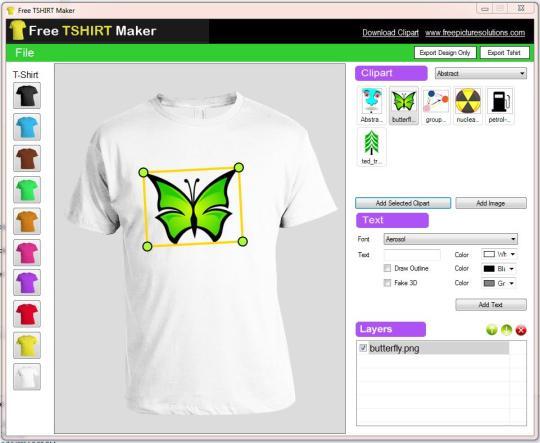 phần mềm thiết kế áo