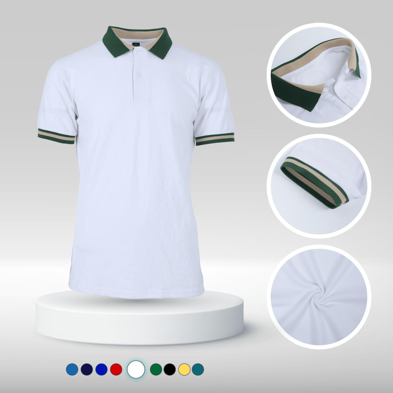 áo trắng đồng phục học sinh