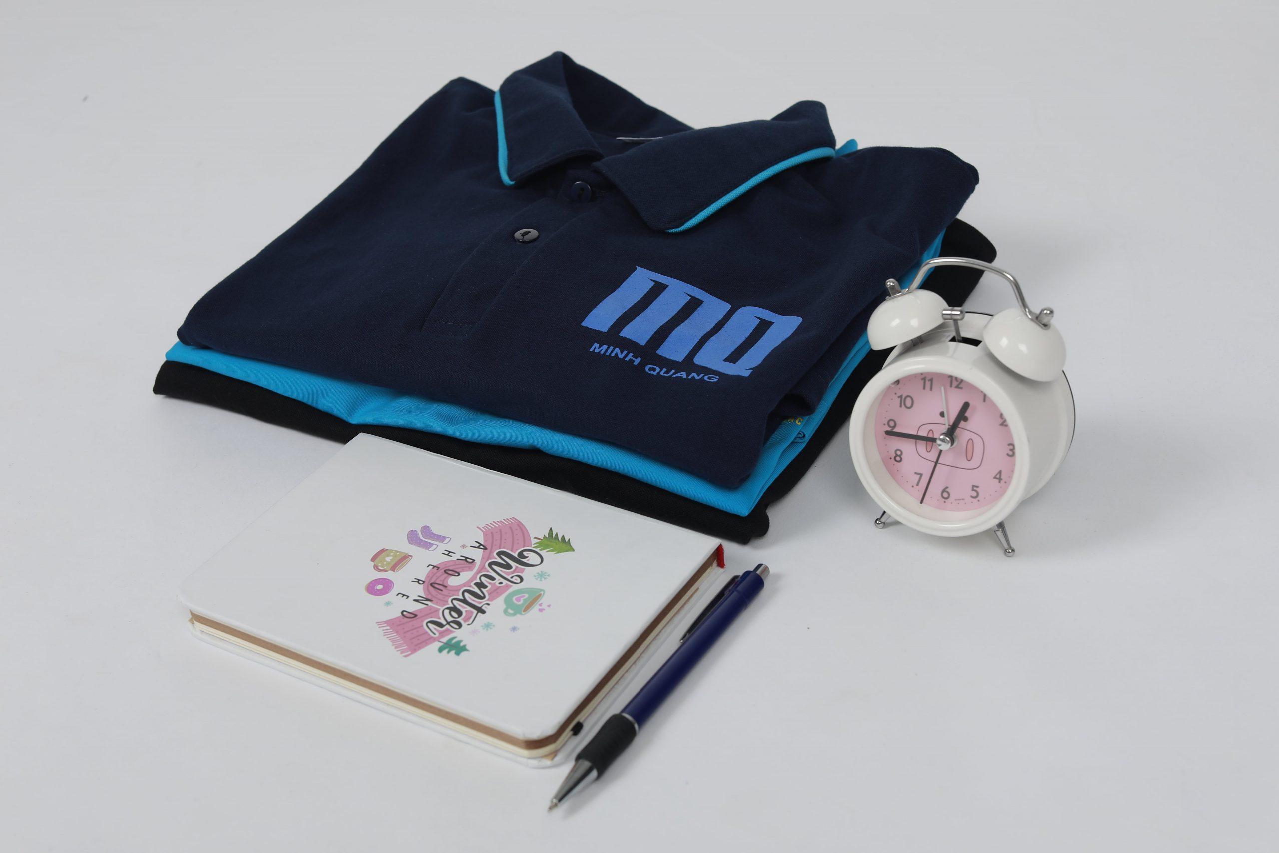 Bảng giá may áo thun đồng phục